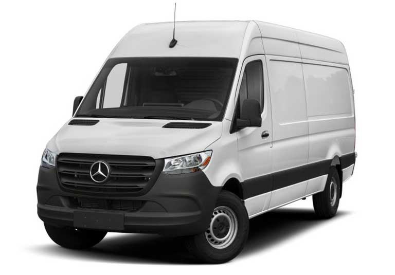 Mercedes Sprinter Upfit Options - Commercial Van Equipment Outfitter