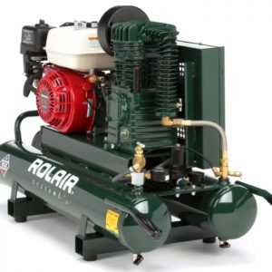 Gas Powered Air Compressor for van and truck