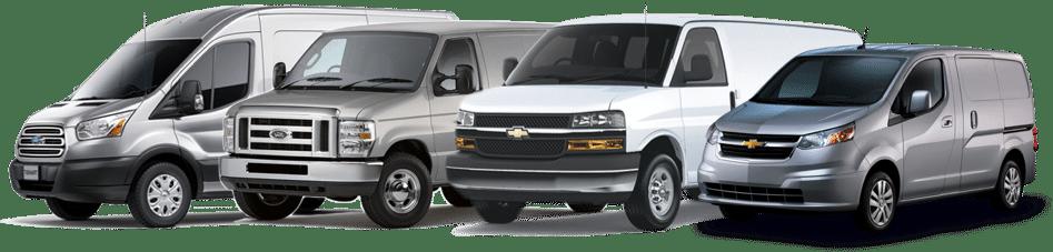 commercial van upfitters
