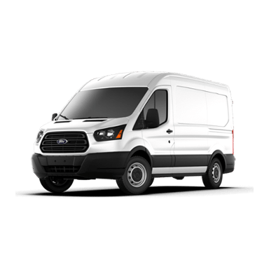 Ford Transit 130in Wheelbase - Layout Guide