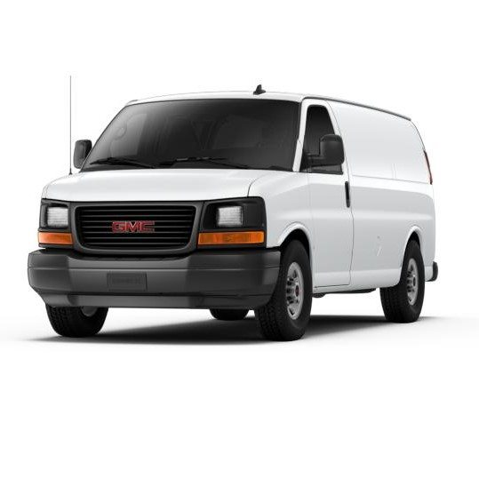 GMC Savana/Chevrolet Express 135in Wheelbase - Layout Guide