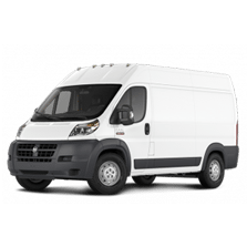 Ram ProMaster 118in Wheelbase - Layout Guide
