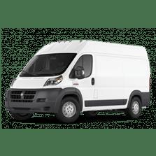 Upfit Ram Promaster - Commercial Van Upfitters