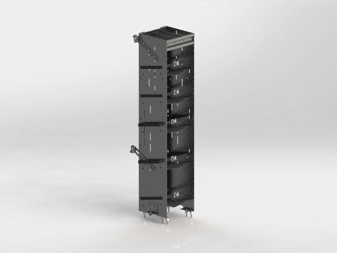 5-Tier Refrigerant Tank Holder