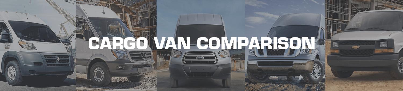 Best Cargo Van in Canada