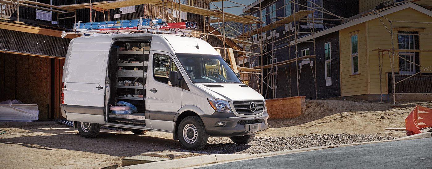 The best cargo van in canada sterling fleet outfitters for Mercedes benz work van commercial