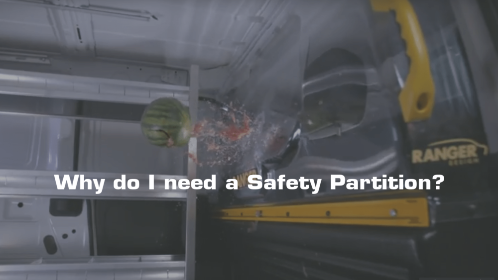 Max View Safety Partition
