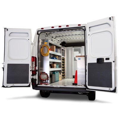 Commercial Van Equipment Installers Upfit Options
