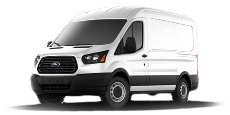 Ford Transit Cargo Upfit - Commercial Van Equipment Outfitter