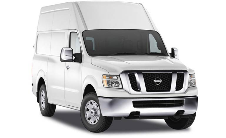 Nissan NV Upfit Options - Commercial Van Equipment Installers for Nissan