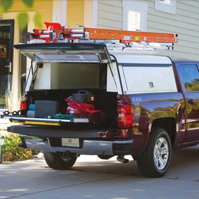DCU Truck Canopies
