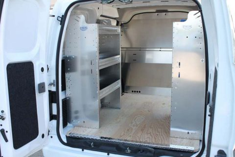 HVAC Van Equipment - Nissan NV200