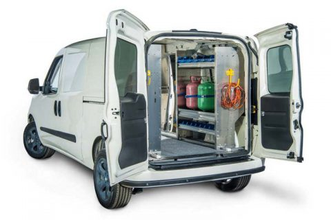 HVAC Van Equipment - RAM ProMaster City