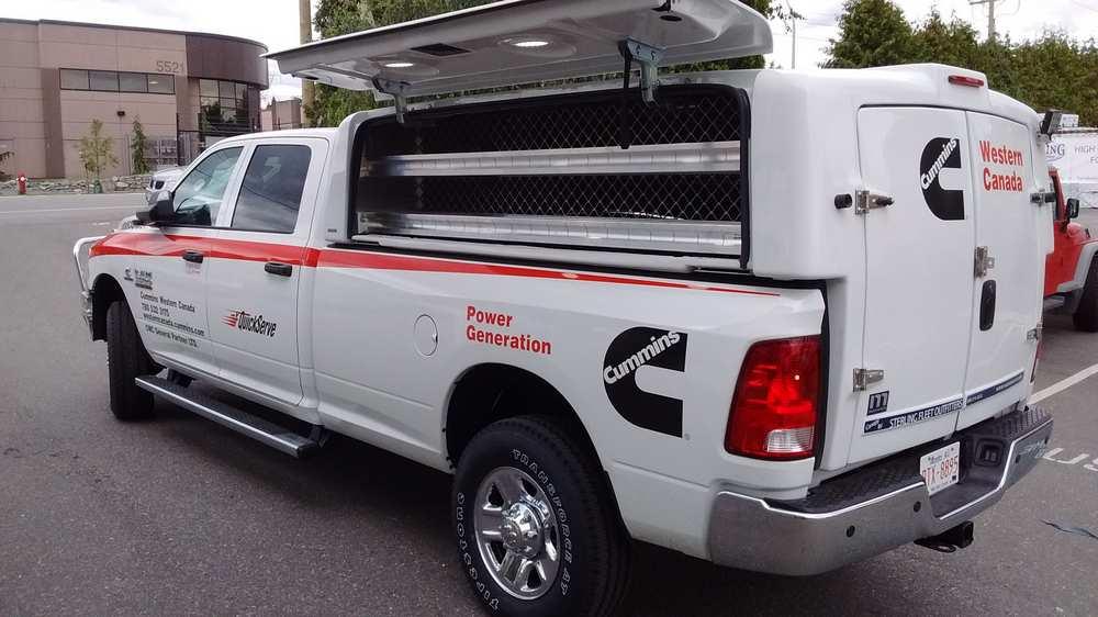 Maranda Cab Height Truck Cap