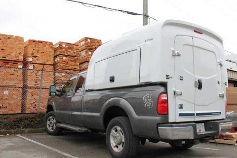 Maranda Mid Size Truck Cap X240