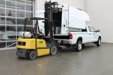 Maranda Mid Size Truck Cap X240 Installation
