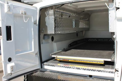 Maranda Transferrable Service Bodies - Cab Height