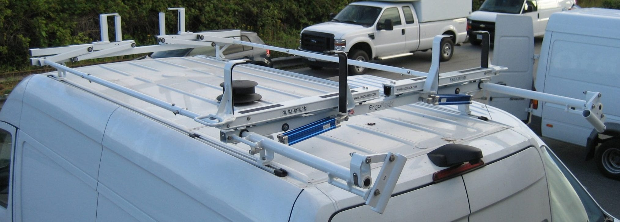 Sterling Fleet Outfitter's Prime Design ladder rack