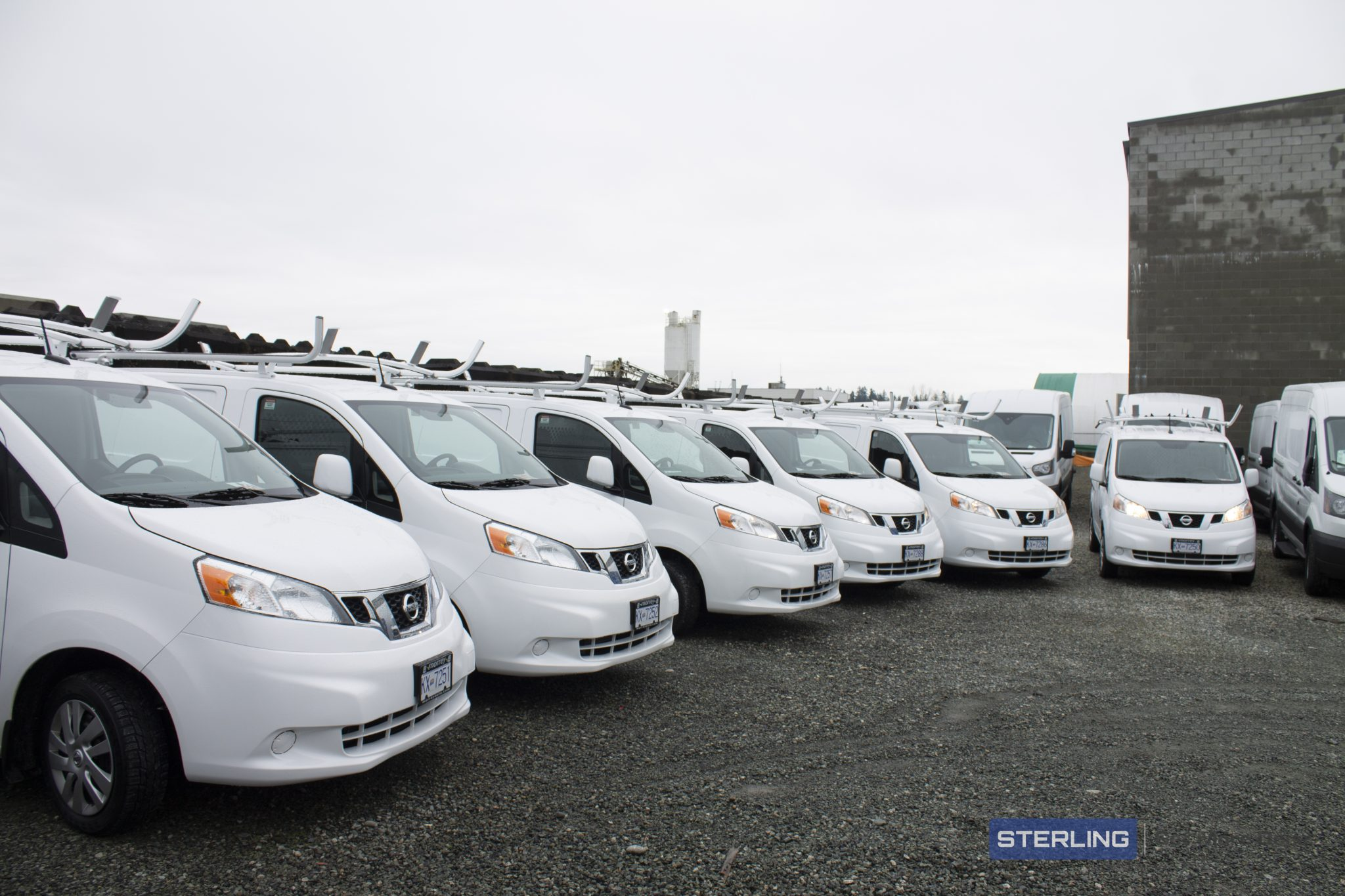 nissan fleet providing an elite, prefessional image and building employee retention