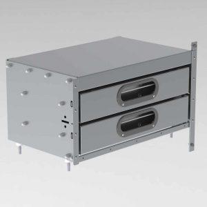 2 Drawer Tool Cabinet
