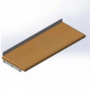 Hardwood Workbench Counter top