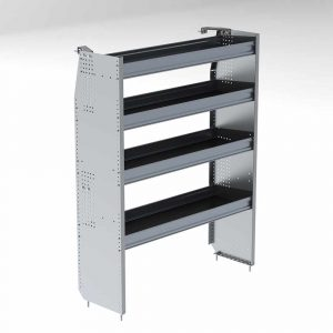 "48""w High Roof Shelving"