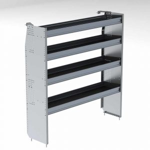 "60""w High Roof Shelving"