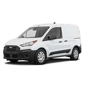 Upfit Ford Transit Connect - Commercial Van Upfitters