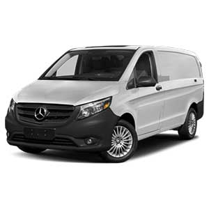 Upfit Mercedes Metris - Commercial Van Upfitters