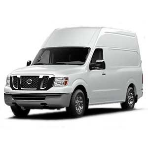 Upfit Nissan NV - Commercial Van Upfitters