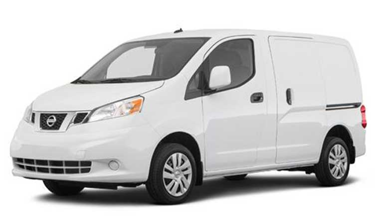 Nissan NV200 Upfit Options - Commercial Van Equipment Installers Outfitters