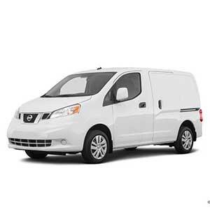 Upfit Nissan NV200 - Commercial Van Upfitters