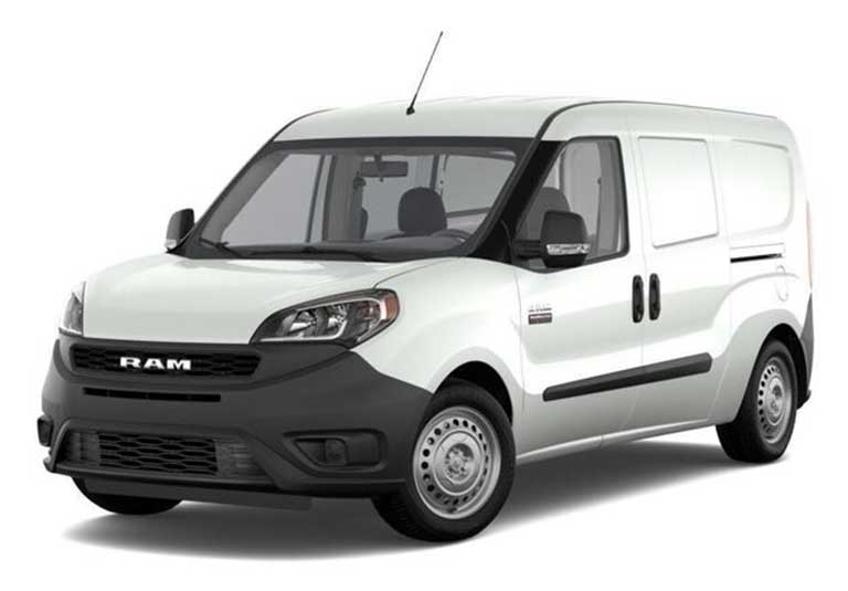 RAM ProMaster City Upfit Options - Commercial Van Equipment Installers