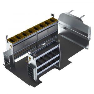 GMC Savana Electrical Package