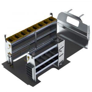 GMC Savana HVAC Package