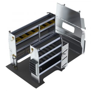 Nissan NV - High Roof HVAC Package