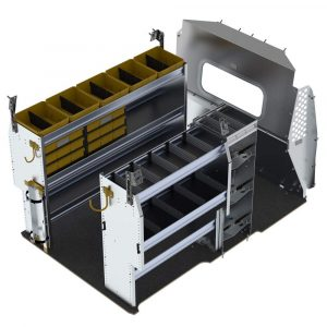 Ram Promaster City HVAC Package