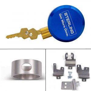 Transit Connect Lock Set