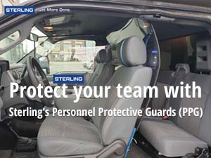 Sterling Fleet Outfitters Personnel Protective Guard