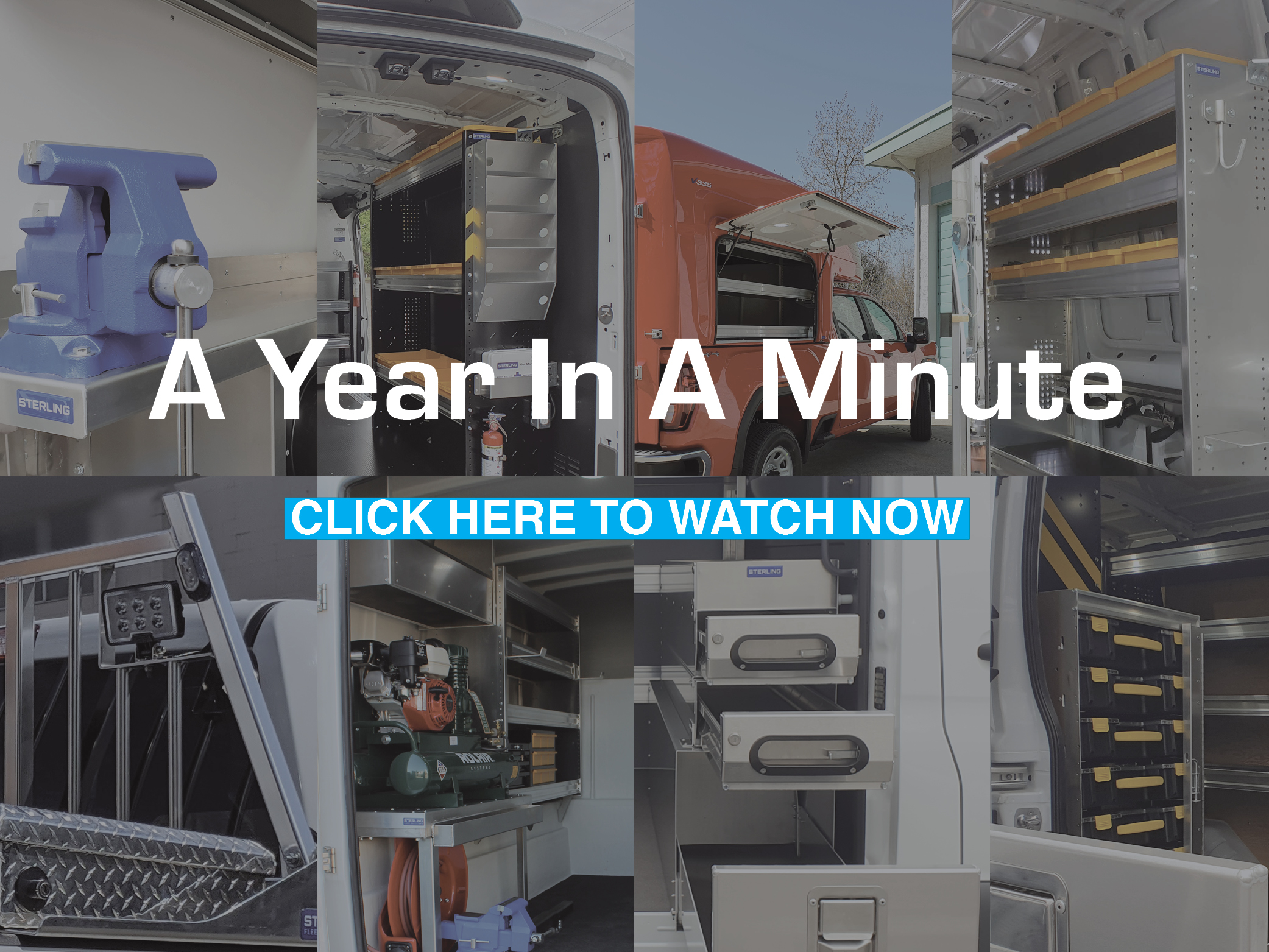 Take a look back - A Year In A Minute