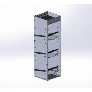 SFO Refrigerant Tank - RS-3L-1
