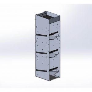 SFO Refrigerant Tank - RS-3S-1