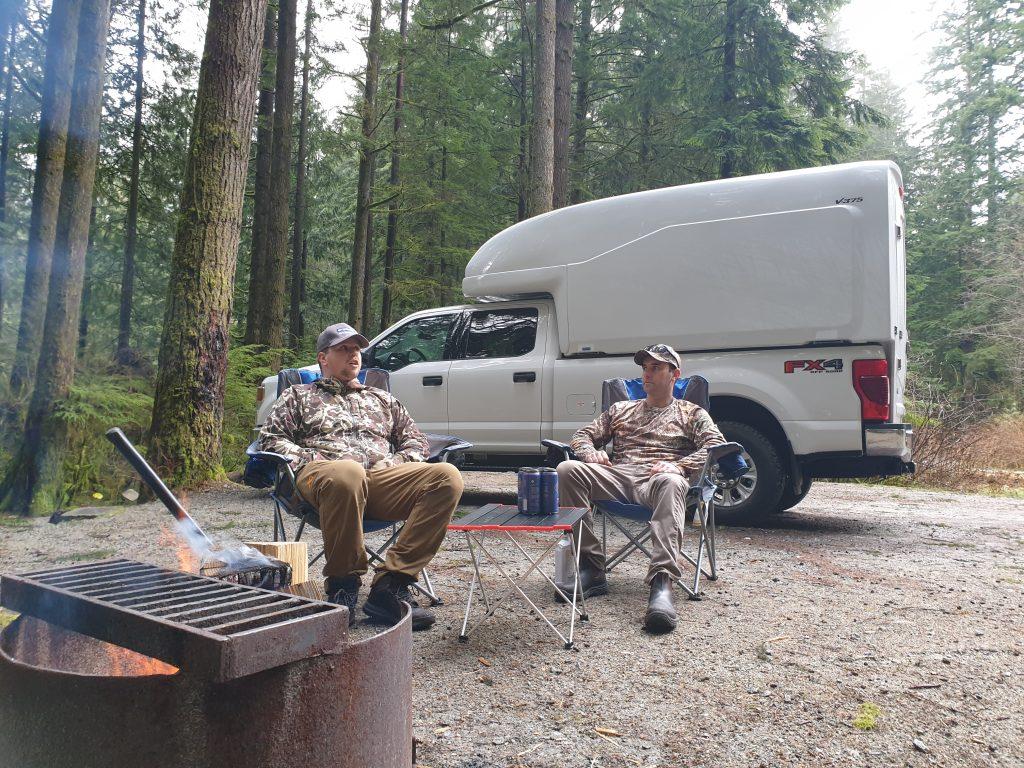 Sterling's Tough Camper Capsule