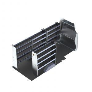 "Transit High Roof 148"" Ext Standard Aluminum Van Package"