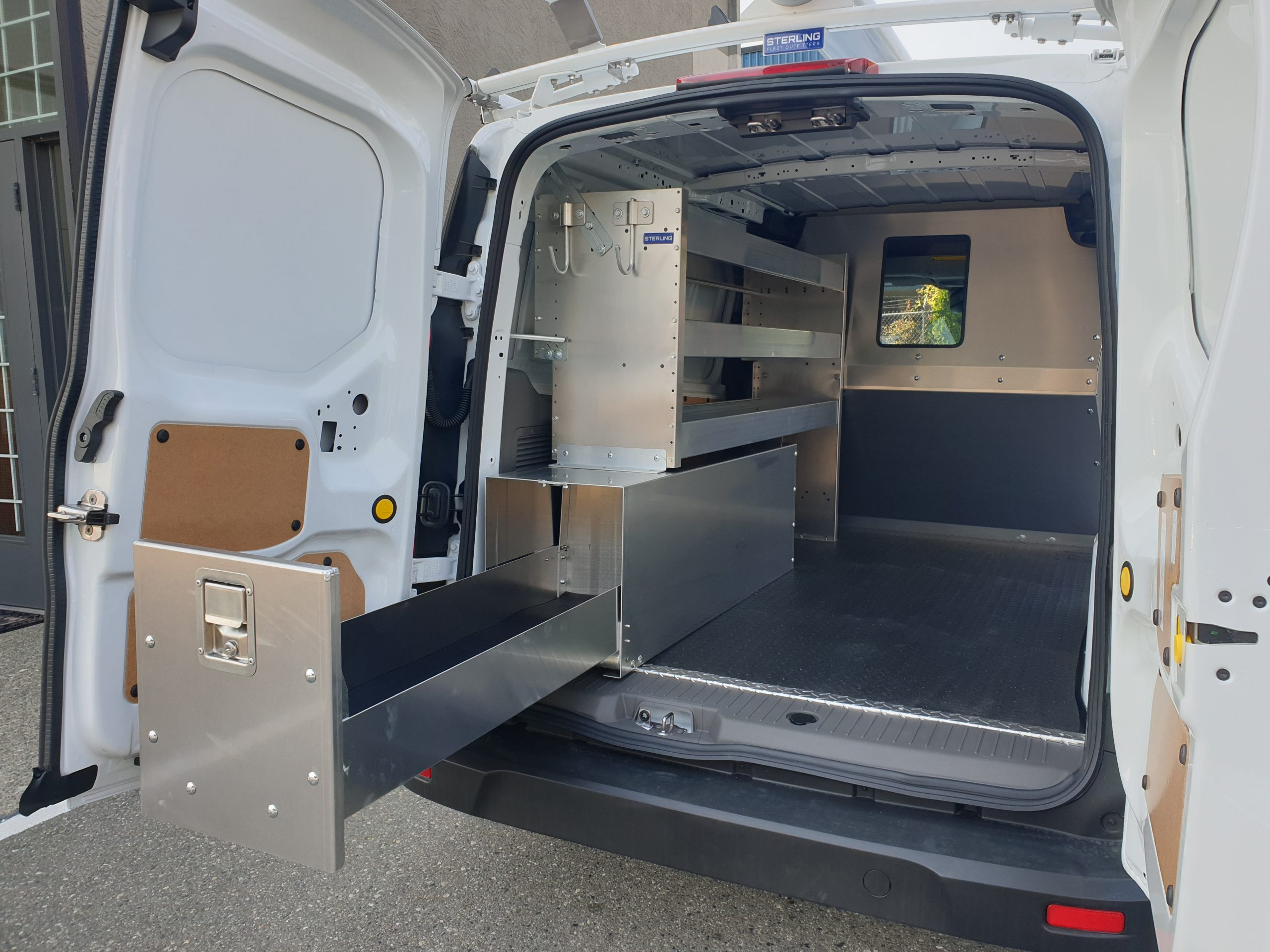 Ford Transit Connect Outfit