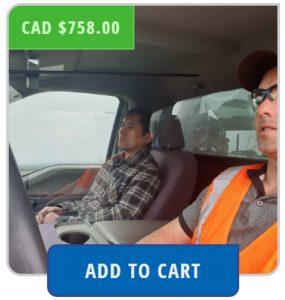 SFO - Driver Passenger Separation Guard